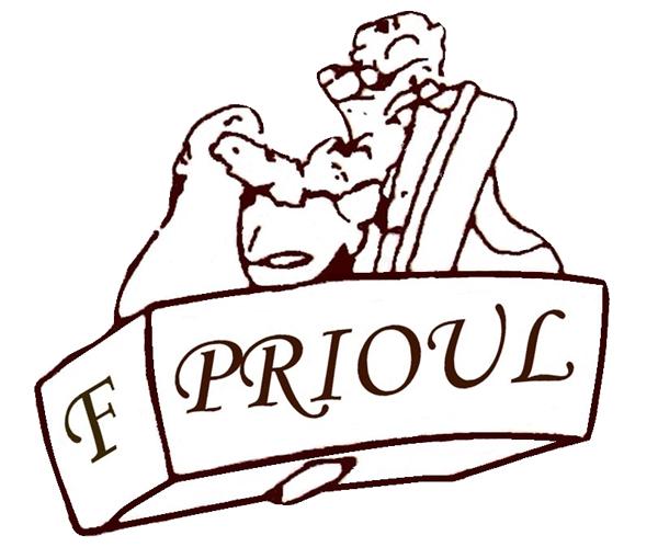 Logo de l'Ébénisterie Menuiserie Fabrice Prioul