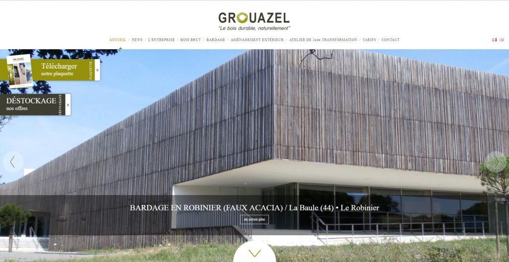 Grouazel, fournisseur de bois