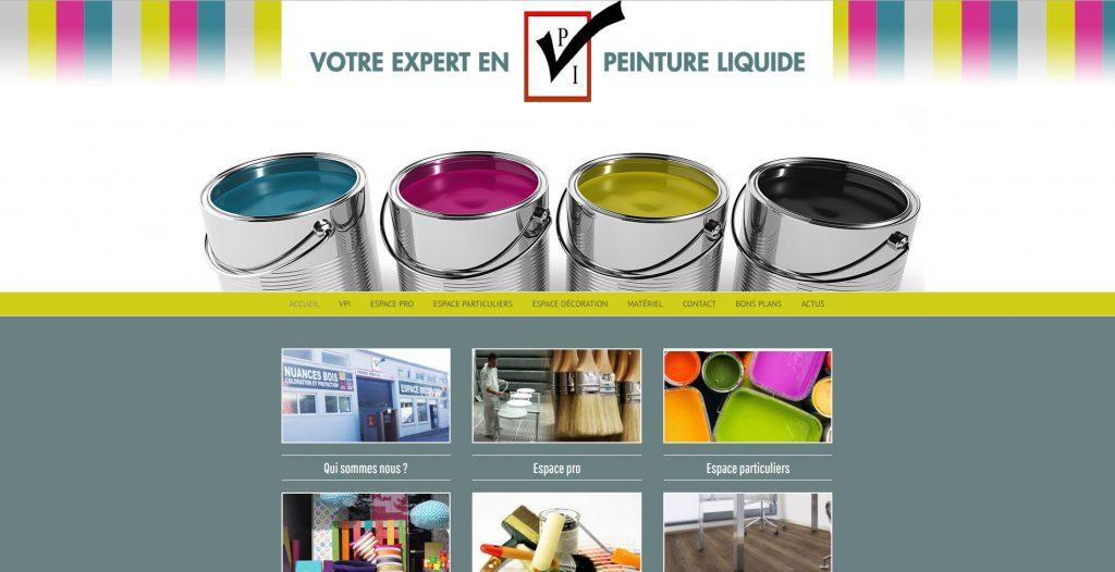VPI Peinture, fournisseur de peinture et revêtement