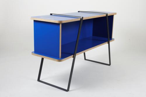 Meuble-bleu-design