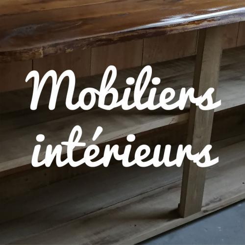 Mobiliers intérieurs