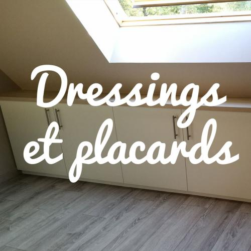 Dressings et placards